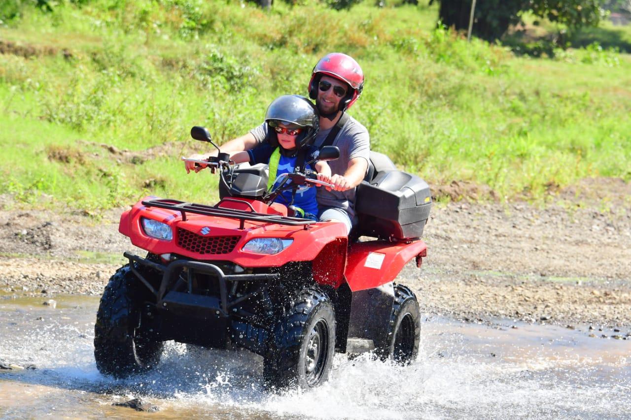ATV Tour Carara Adventure Park
